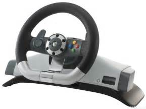 Steering Wheel For Original Xbox This Is The Racing Wheel For The Xbox One Xbox One