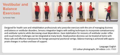 vestibular therapy exercises physiotools physiopedia