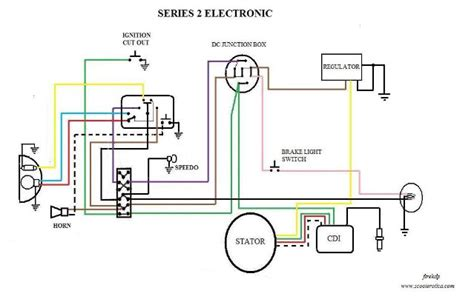 lambretta wiring diagram 12v 28 wiring diagram images