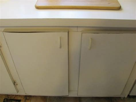 damaged kitchen cabinets fix warped kitchen cabinet doors cabinets matttroy