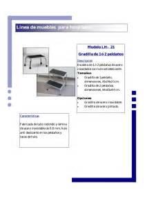 muebles para hospitales muebles para hospital herometal el salvador