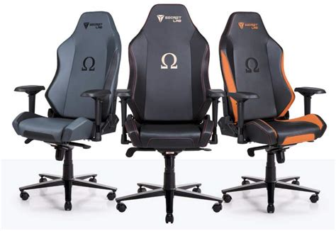 Gaming Chairs Adelaide by Secretlab Launches 2018 Omega Gaming Chair Models Eteknix