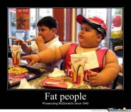 Fat people by facan meme center