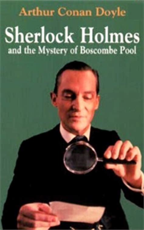 Detektif Conan Readers Choice Limited the boscombe valley mystery by conan doyle