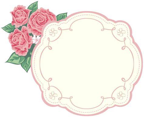 moldes de flores fazendo a minha festa imagens de molduras limpas para convites r 243 tulos e