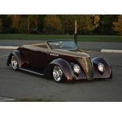 1937 FORD CUSTOM ROADSTER  62025