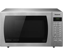 Toaster And Toaster Oven Combination Buy Panasonic Nn Ct585sbpq Combination Microwave