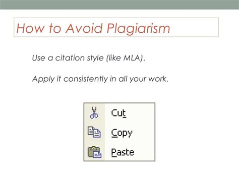 Citations In A Research Paper - building a research paper plagiarism and in text citations
