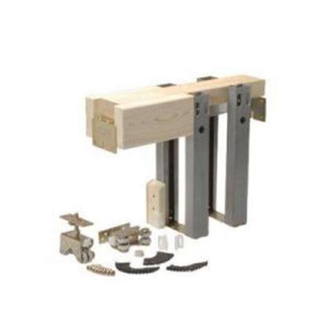 Home Depot Pocket Door Hardware by Johnson Hardware 2060 Series Pocket Door Frame For Doors