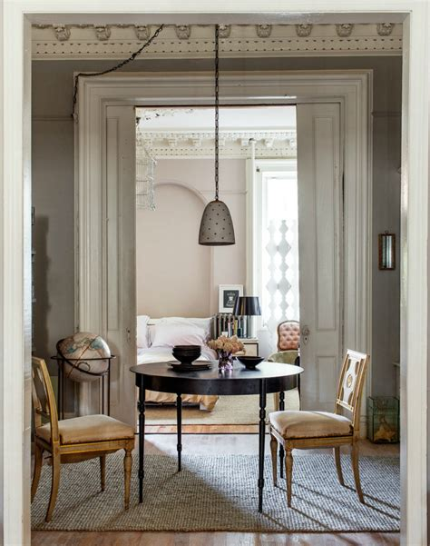 brownstone interior a peek at interior designer hilary robertson s brownstone
