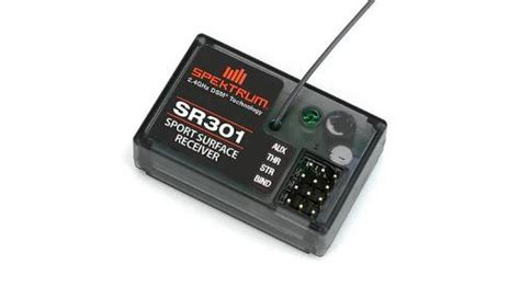 Rx Spektrum Sr3100 Surface Receiver Dsm2 mottagare
