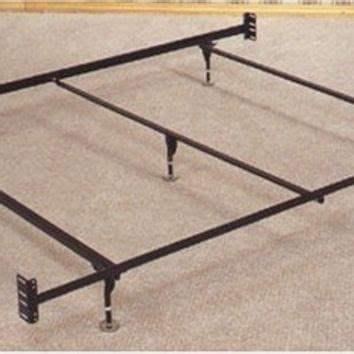 Coaster Bed Frame Coaster Bed Frame Rail For Headboard And Footboard With 5 Legs And Glides