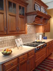 traditional kitchen backsplash maple cabinets tin backsplash traditional kitchen other by valley cabinet inc