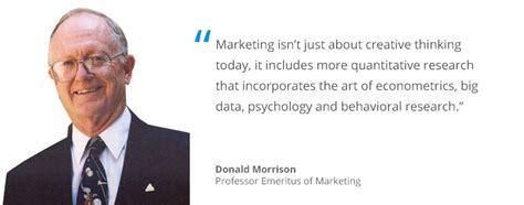 Is Ucla Marketing Mba Any by Marketing Mondays Ucla The Morrison Center For