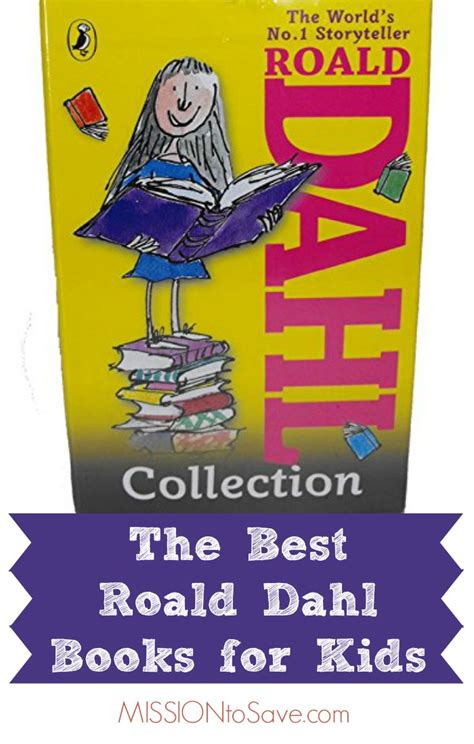roald dahl books for sale the best roald dahl books for mission to save