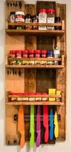 wooden spice rack designs rustic wooden spice rack