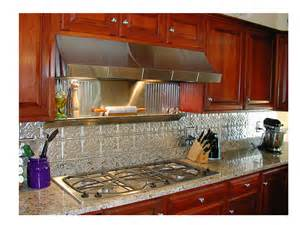 tin backsplashes for kitchens kitchen backsplash ideas decorative tin tiles metal backsplash
