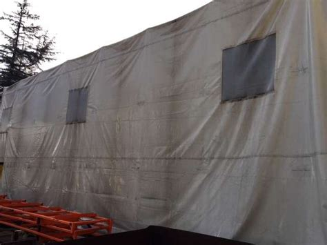 capannoni kopron usati capannone kopron 16x8 usato treviso veneto capannone in