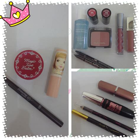 Harga Lipstik Merk Viva make up kit journey of the winner