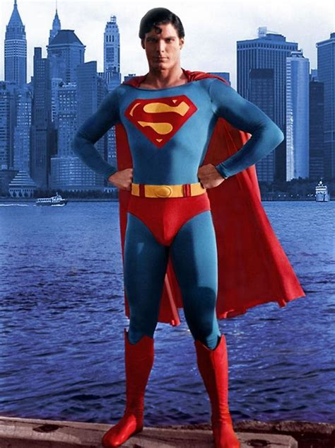 christopher reeve as superman superman the genesis of a legend 171 the thoughts and
