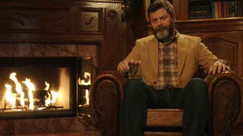 nick offerman youtube whiskey nick offerman s brilliant lagavulin scotch ad what s