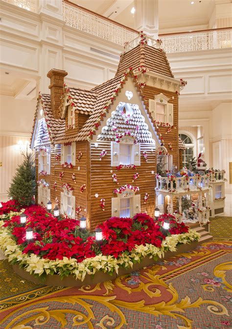 buy a house in disney world over the top gingerbread creations wow walt disney world