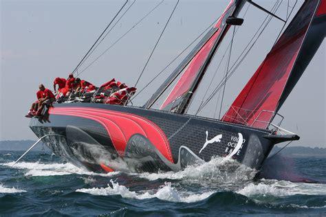 volvo ocean race coming  newport