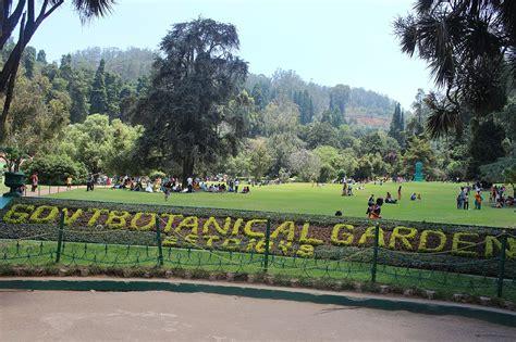 file botanical garden in ooty tamil nadu jpg wikimedia