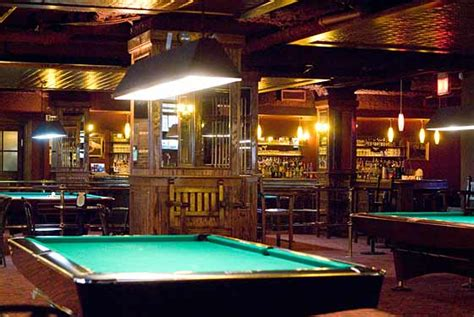 bars with pool tables nyc amsterdam billiards and bar drink nyc the best