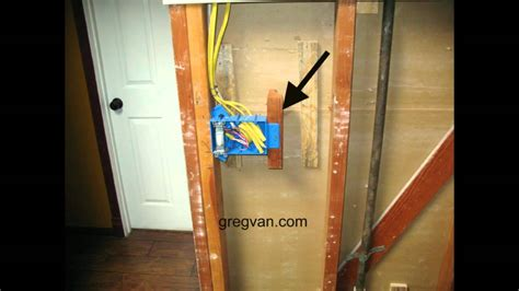 3 electrical box backing home building tips