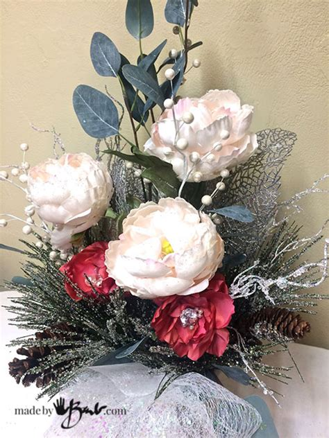 Wedding Flowers On A Budget by Wedding Flowers On A Budget Madebybarb Jewels And Easy