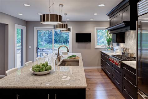 kitchen cabinets transitional style top 15 stunning kitchen design ideas plus their costs