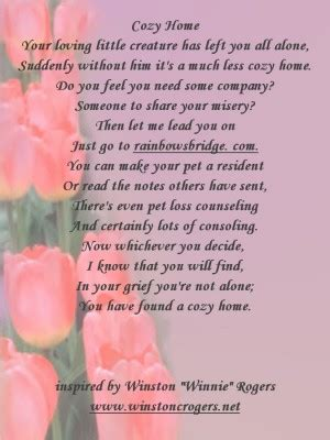 comfort poem for loss of mother pet loss poems and quotes quotesgram
