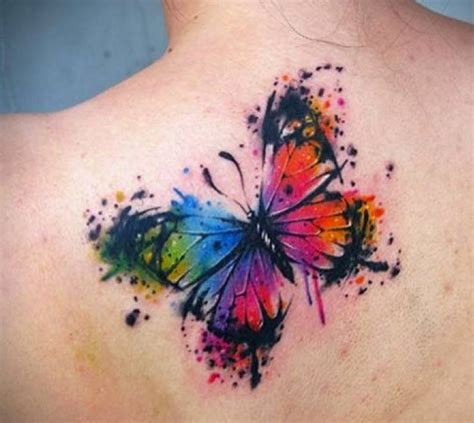 50 really beautiful butterfly tattoos designs and ideas