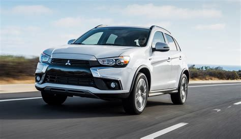 2016 mitsubishi asx mirage facelifts revealed mirage