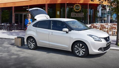 Suzuki Cars 2016 Suzuki Baleno Australian Details Revealed Photos