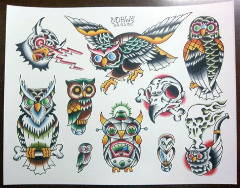 american traditional owl tattoo traditional owl drawing at getdrawings free for