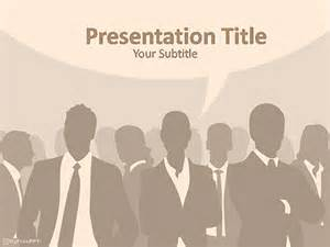 free human resources powerpoint template download free