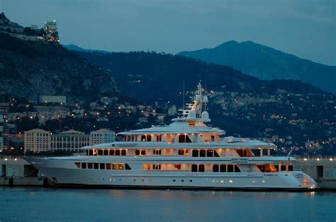 yacht utopia feadship superyacht utopia at night yacht charter