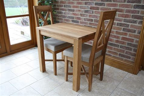 small oak dining table and 2 chairs solid oak kitchen tables chairs cheapest prices