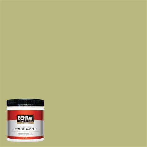 behr premium plus 8 oz 400d 5 grass cloth interior exterior paint sle 400d 5pp the home depot