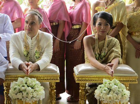 Thai Wedding by Thai Wedding The Ang Mo Diaries