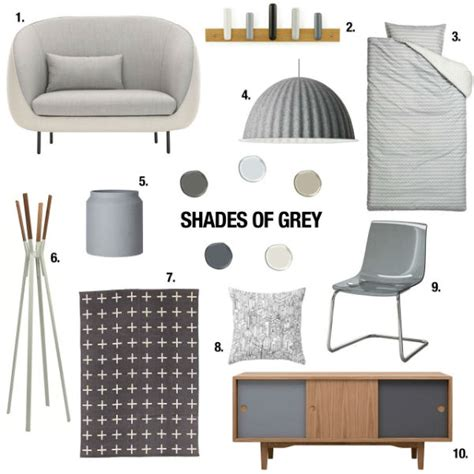 fifty shades of grey design ideas and inspiration shades of grey for home interior decoration