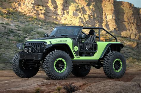 jeep hellcat offroad hellcat powered wrangler heads to moab for 2016 easter