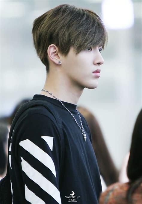 kris exo hair style 230 best images about wu yi fan on pinterest