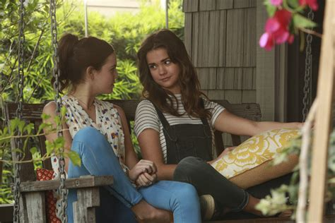 bailee madison father bailee madison returns in new promo photos for the foster