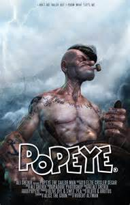 Popeye Movie by Popeye Movie Poster 2016 17 News Zone Jolly Chits