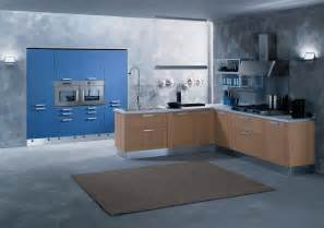 Blue Kitchen Decor by Blue Kitchens