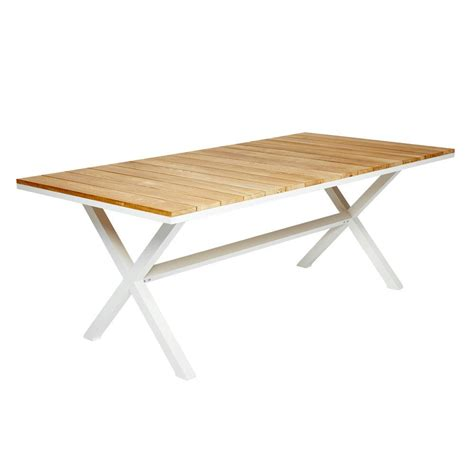 cross leg dining table coast white cross leg dining table with wooden and timber