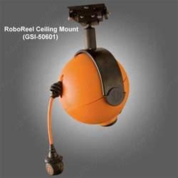 roboreel motorized retractable power cord system